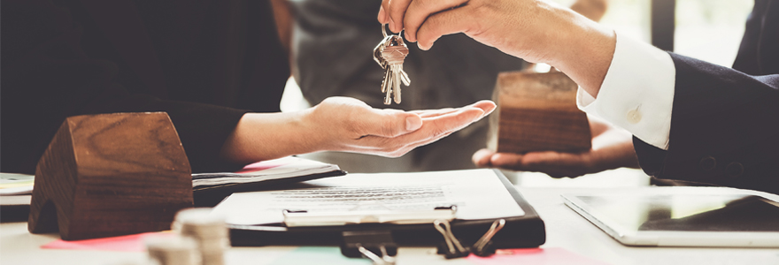 confiance à une agence pour vendre son bien immobilier