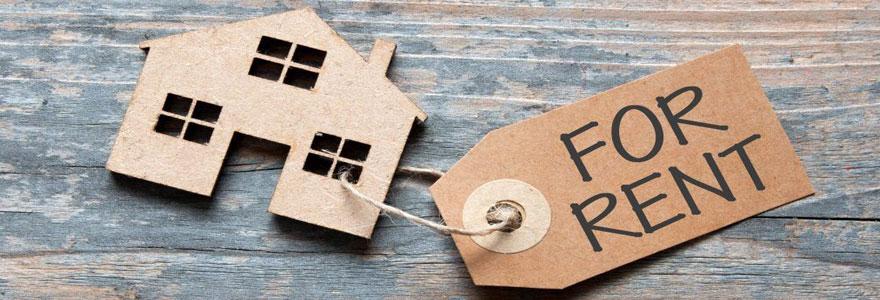 location de biens immobiliers
